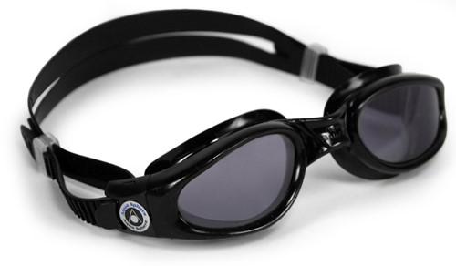 Aquasphere zwembril Kaiman Dark Lens Black