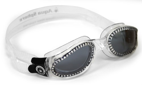 Aquasphere zwembril Kaiman Small Dark Lens Clear