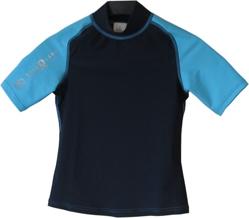 Aqualung Rashguard Junior Blue