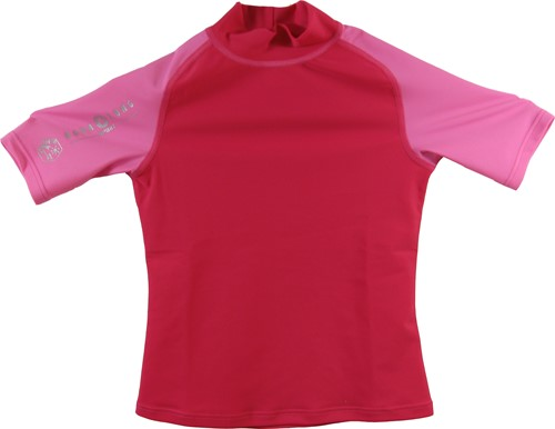 Aqualung Rashguard Junior Pink 4Y