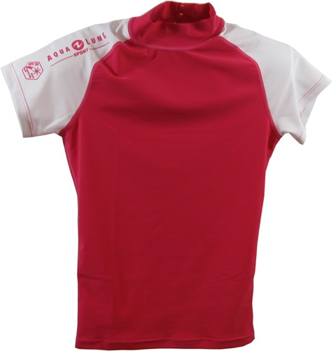 Aqualung Rashguard Lady Pink Small