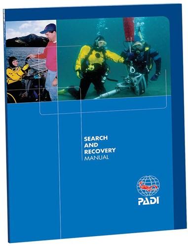 PADI Manual - Search & Recovery (Portuguese)