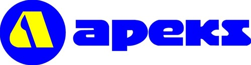 Apeks Button Circlip Plastic AP1562