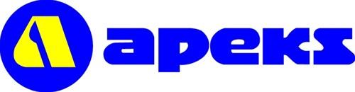 Apeks Insert Logo Yellow