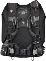 Aqualung Dimension I3 Blk/Silver S trimvest