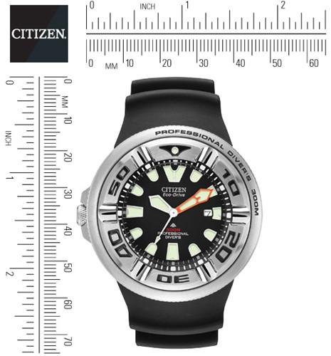 Citizen Promaster BJ8050-08E Professional Diver 300M-2