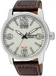 Citizen Bm8470-03Ae Leather