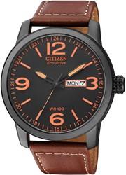 Citizen Bm8476-07Ee Leather