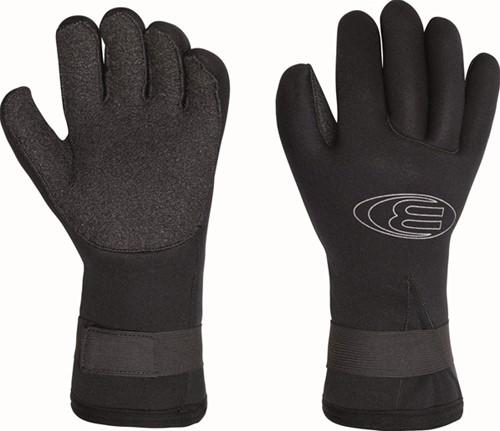 Bare 5MM Coldwater Gauntlet duikhandschoenen Kevlar-Palm XL