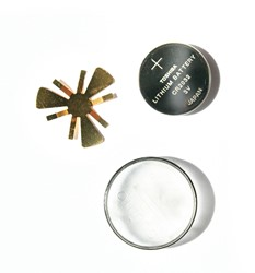 Suunto Batt Kit Mosquito/D3 (5 pcs)