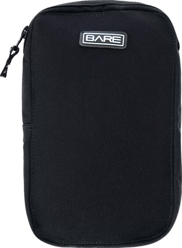 Bare Neo Bellows Pocket with Zipper