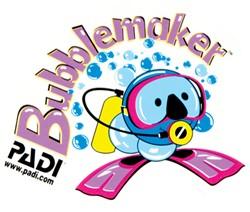 PADI Emblem - Bubblemaker
