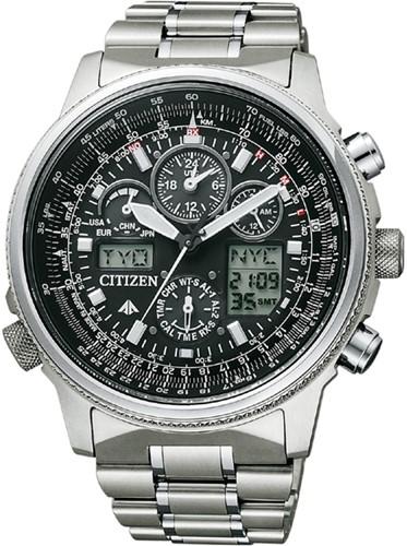 Citizen Promaster JY8020-52E Super Pilot Horloge