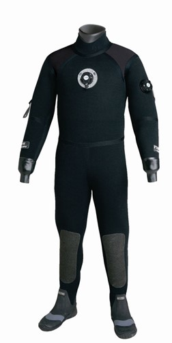 Bare D6 Pro Dry Metal Zipper Men XXL