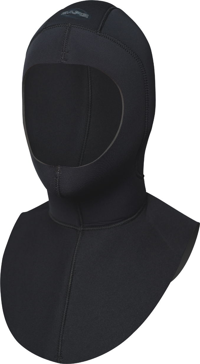 Bare 7mm Elastek Cold Water Hood