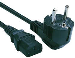 Metalsub AC Power Cord for MP1100/MP2500