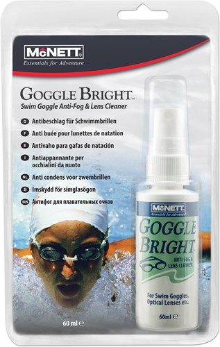 McNett Goggle Bright Pump Spray 60ml