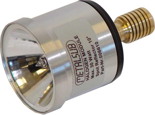 Metalsub Halogeen Unit Voor Handlamp XL7.2 (20W) Spot