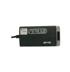 Metalsub MP1100 Charger incl. Euro Power Cord (FX1204 Battery Tank)