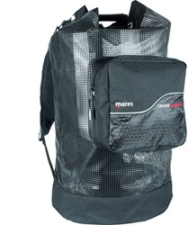Mares Bag Cruise Mesh Back Pack Deluxe Bk