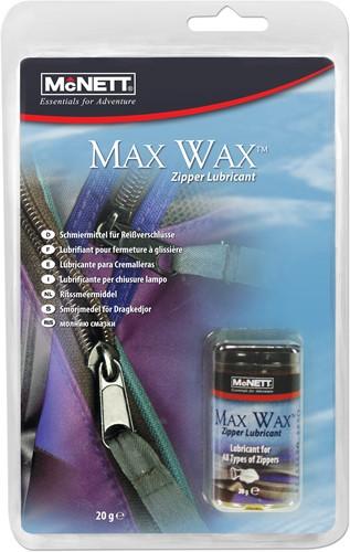 Mcnett Max Wax 20gr Smeermiddel Voor Ritsen