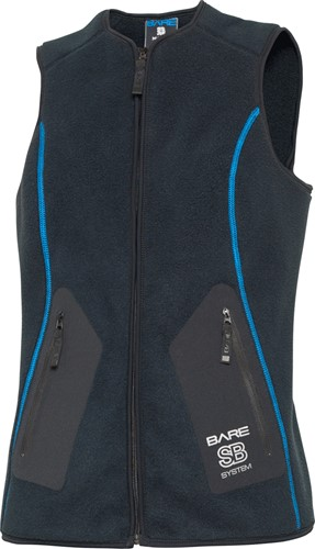 Bare SB System Mid Layer Vest Women L