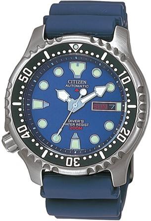 Citizen Promaster NY0040-17LE Marine Automatic