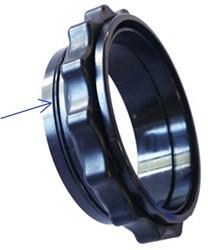 Bare O-ring Set (for Docking Ring Set)