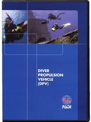 PADI DVD - Diver Propulsion Vehicle