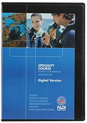 PADI CD-ROM - Specialty Instructor Manual