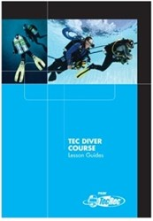 PADI CD-ROM - Tec Diver Instructor Course Lesson Guides