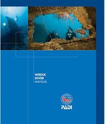 PADI Manual - Wreck Diver