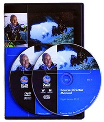 PADI Crewpak - IDC Staff Instructor Digital