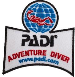 PADI Emblem - Adventure Diver