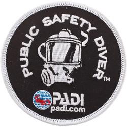 PADI Emblem - Public Safety Diver