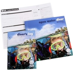 PADI Crewpak - O/W with Dive Computer Manual
