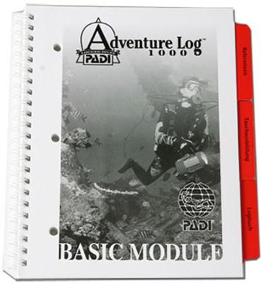 PADI Adventure Log - Start-Up Module (Dutch)