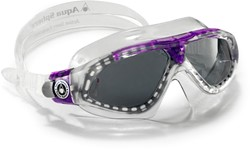 Aquasphere zwembril Seal XP Lady Dark Lens Clear/Purple