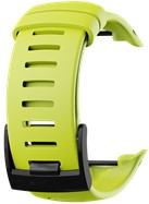 Suunto D4i NOVO Lime elastomer strap replacement kit