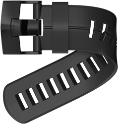 Suunto DX BLACK EXTENSION STRAP KIT