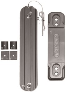 Metalsub Backpack Holder And Block Plate (Set 2)