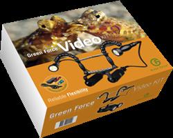 Greenforce Squid Led 1850 Video Kit