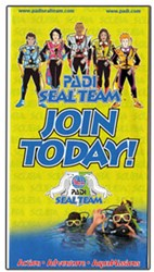 PADI Brochure - PADI Seal Team