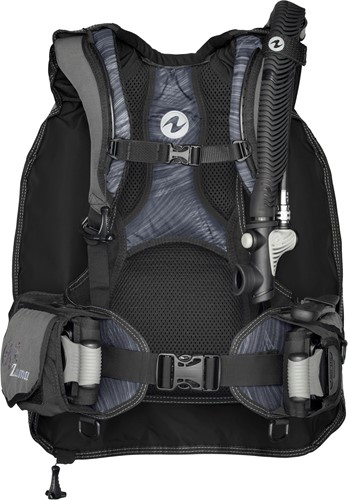Aqualung Zuma Midnight/Black XL/XXL trimvest