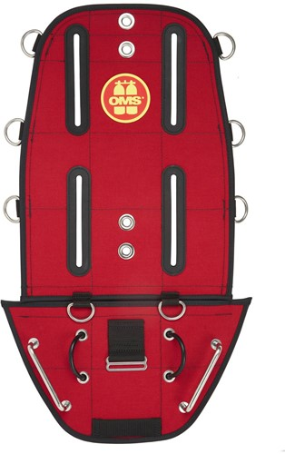 OMS Sidemount Rec Adapter