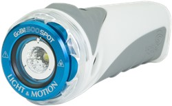 Light & Motion Gobe S 500 Spot Blue duiklamp