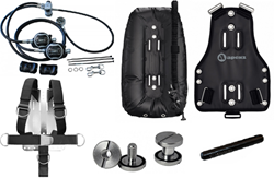 Wings & sidemount sets