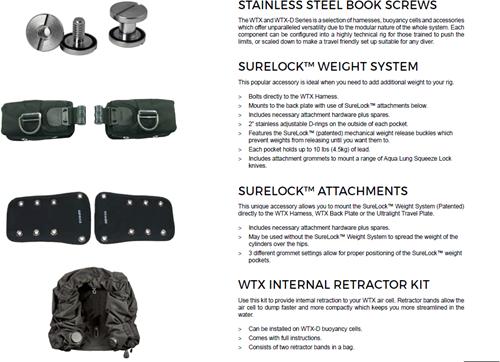 Apeks Wt System Surelock 10Lb-3