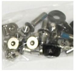 Apeks Wsx-25 Hardware Kit For Spine/Wing