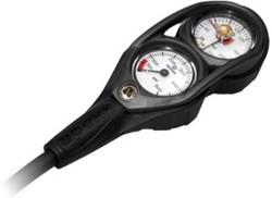 Apeks Narrow Hose Imperial 2D console manometer & dieptemeter